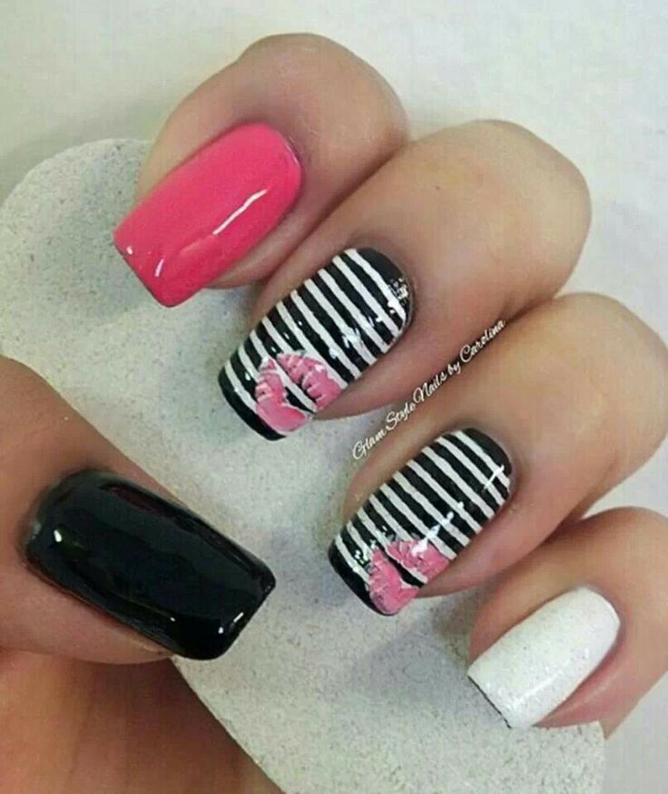 The 198 best Nails images on Pinterest | Nail scissors, Hair dos and ...