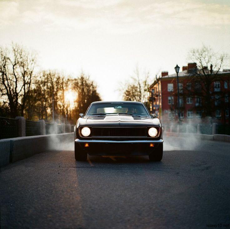 Chevrolet Camaro SS 1968