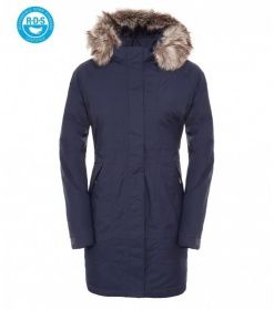 The North Face The North face Damen Winterparka Arctic Parka Ou Space Blue | Jeans-U&M-Fashion