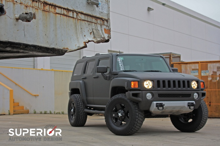 custom hummer h3 | Hummer H3 Photoshoot (image source: Superior Auto Design)