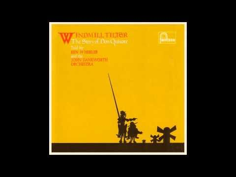 KENNY WHEELER - Windmill Tilter (The Story Of Don Quixote) [full album]