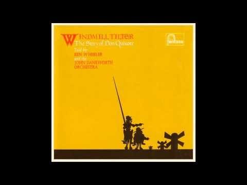 KENNY WHEELER - Windmill Tilter (The Story Of Don Quixote) [full album]
