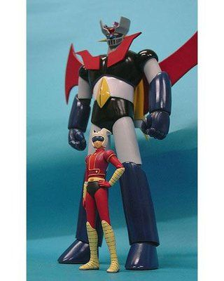 Super Robot - West Kenji Mazinger Z