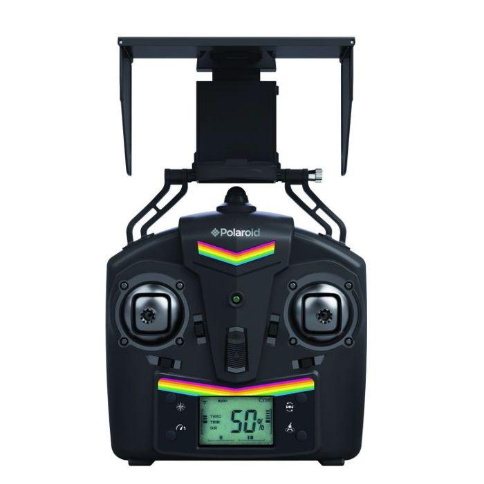 Apercu Image 3 Polaroid Pack drone Falcon avec casque VR Noir