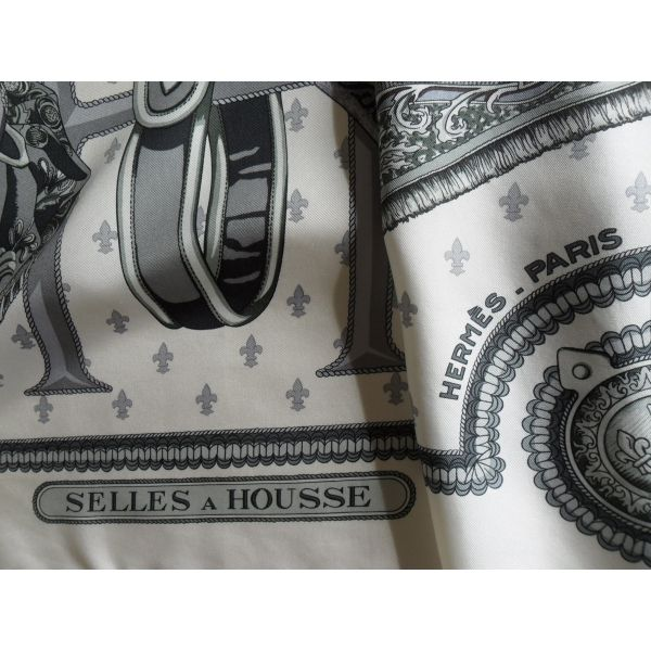 HERMÈS : Selles a Housses - Expert-Vintage