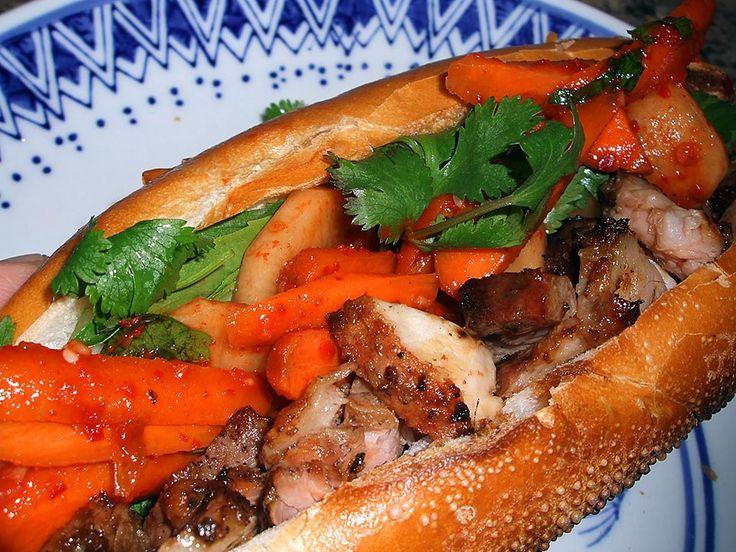 ... Vietnamese on Pinterest | Pork sandwich, Vietnamese sandwich and Pork