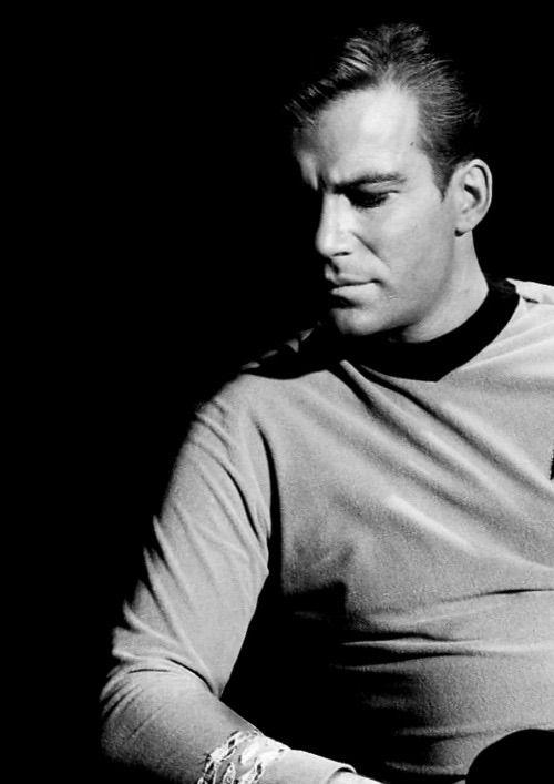 Captain James T. Kirk #startrek