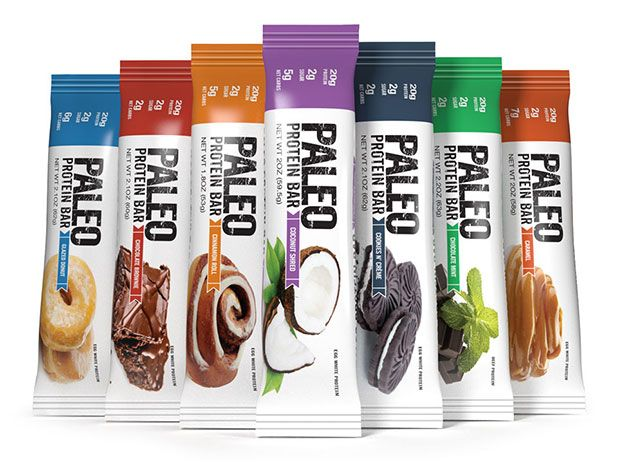 The World's Best TastingPaleo Protein Bar®Introducing Julian Bakery's Paleo Protein Bar®! They're 100% Paleo, Gluten-free, GMO-free, Grain-free, High-fiber