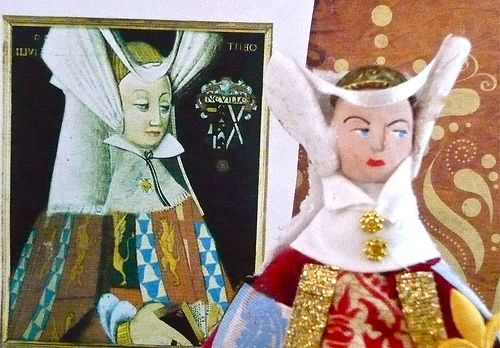 Ana Neville - esposa de Ricardo III