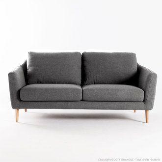 Best Canapé Images On Pinterest Canapes Fabric Sofa And Grey - Canapé convertible scandinave pour noël recherche decorateur interieur pas cher