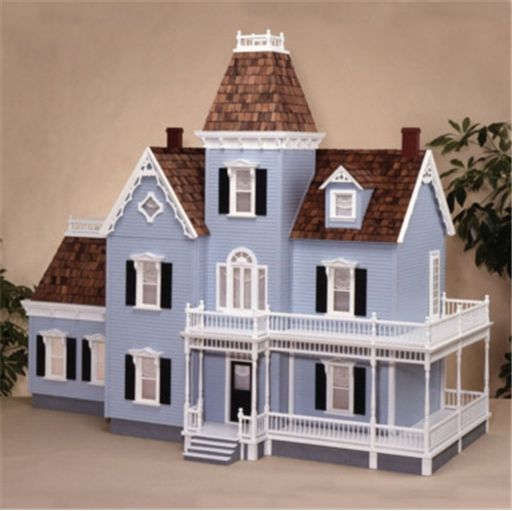 The Woodstock Dollhouse by Real Good Toys