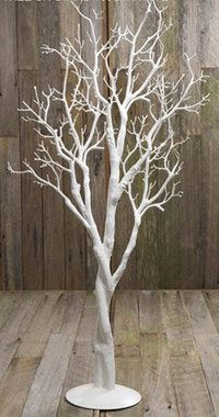 Christmas Tree on Stand White 100cm