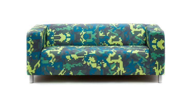 ARTEFLY Ikea Klippan DIGI cover