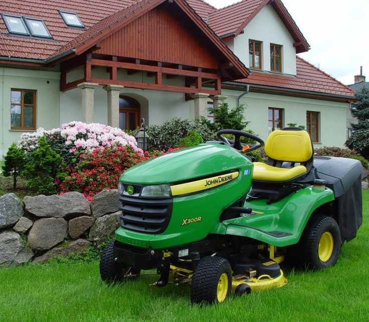 john deere x300r garden pinterest tractor. Black Bedroom Furniture Sets. Home Design Ideas