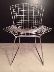 Bertoia Wire Chair, Knoll International