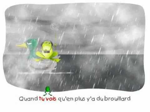 Henri Dès chante Ca pleut - YouTube