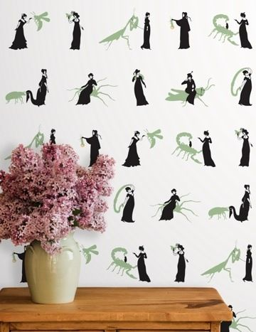 5 Wonderfully Quirky Wallpapers