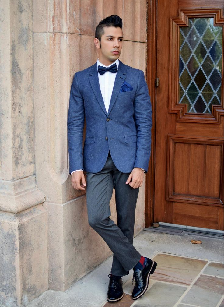 Pin By Lookastic On Oxfords Brogues And Loafers Blazer