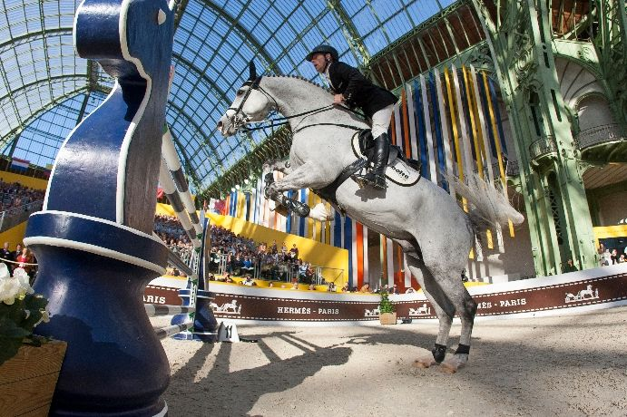 Over the course of the five events held to date, the Grand Saut Hermès has become a major event on…
