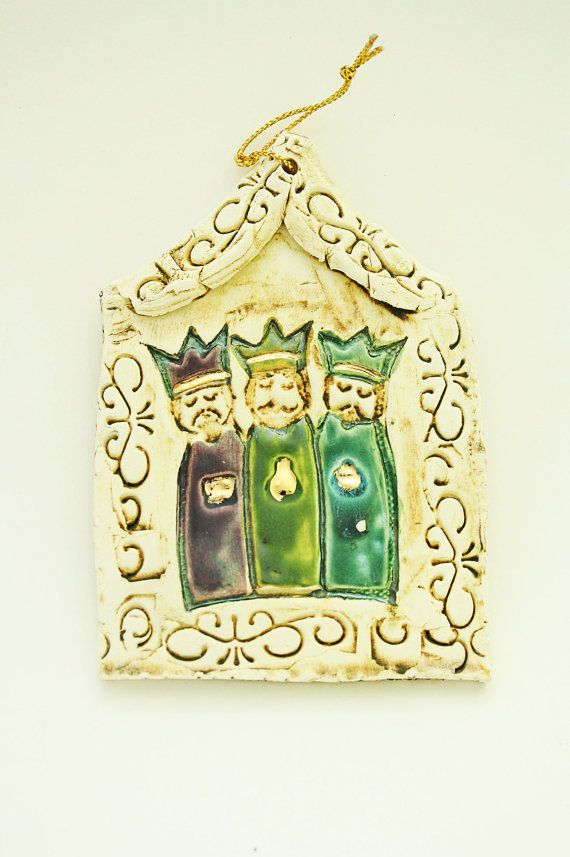 Puerto Rico Three Wise Men Los Reyes Mago by TheFlamboyanTree, $12.00