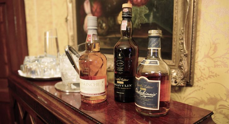 Distillers edition #whisky in the Drawing Room of The Howard #Edinburgh.