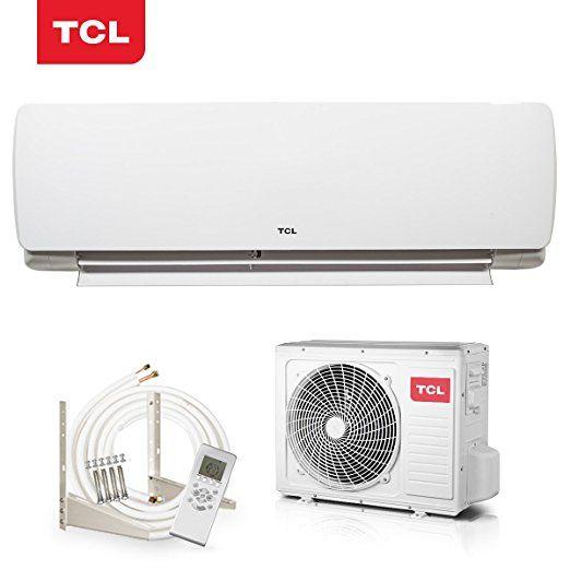 TCL DN 9000 BTU Split Klima Klimaanlage Klimagerät A++ (4m Leitungen, Halter, Gold, WLAN, Full 5D-DC Inverter): Amazon.de: Beleuchtung
