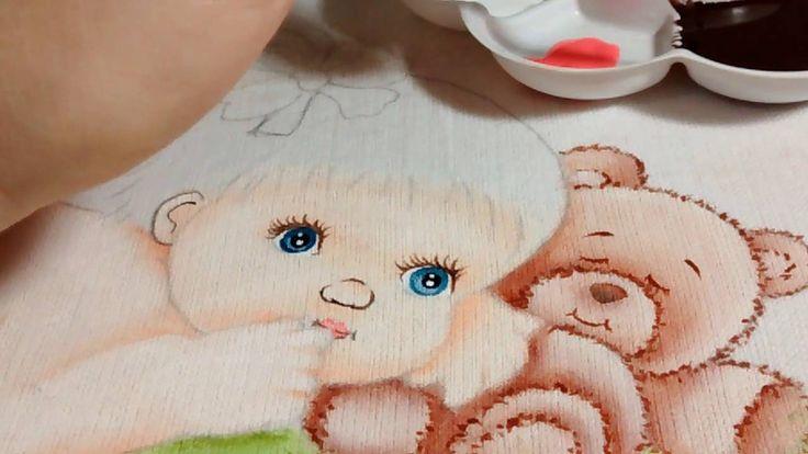 Dica: Como pintar boquinha+dica de contorno e narizinho
