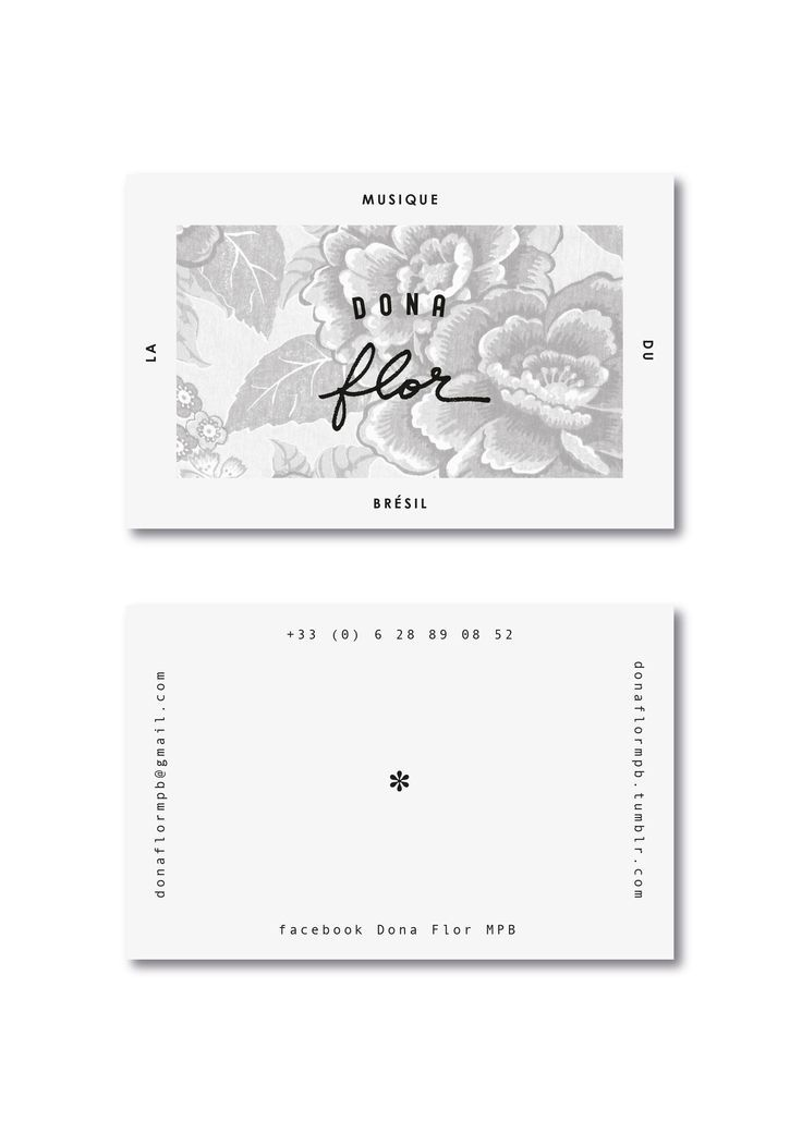 Laia Loio Studio, branding, business cards, black, white, script, typography, floral pattern