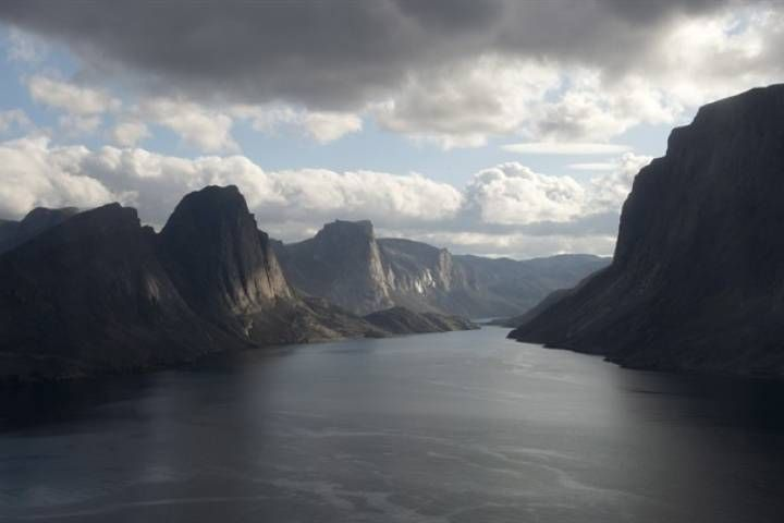 Shell Canada donates Arctic energy permits to create third national marine protected area