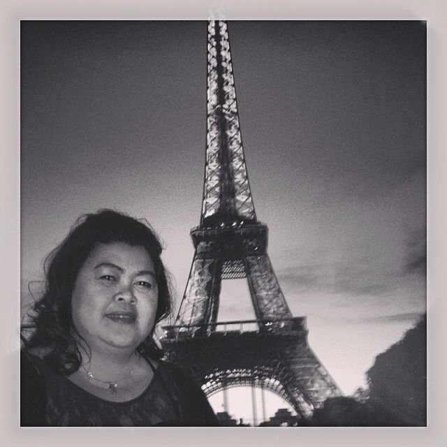 I will go back to Paris soon