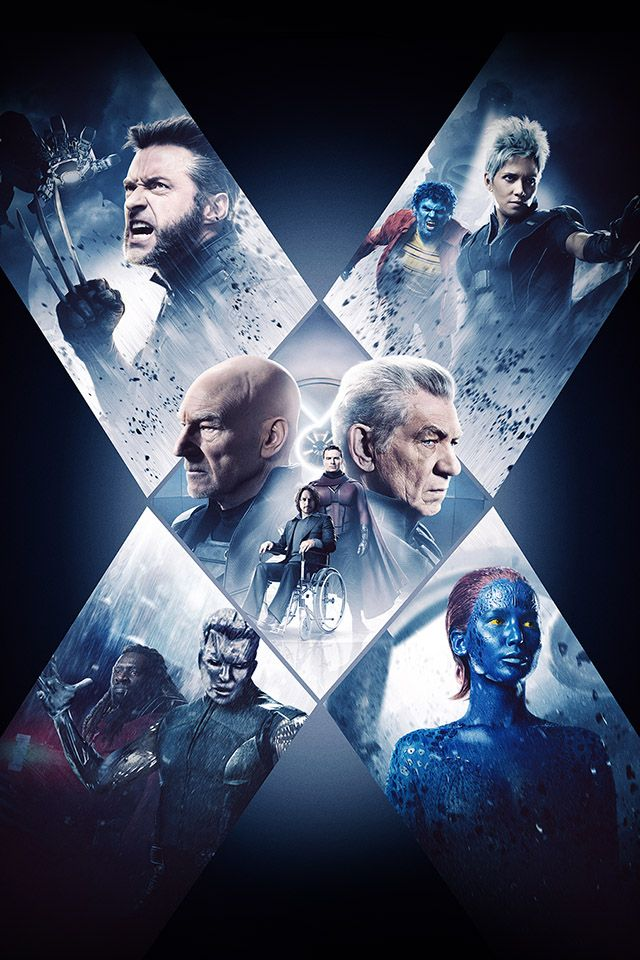 freeios7.com apple wallpaper xmen future past poster x iphone4 photo wallpaper hd