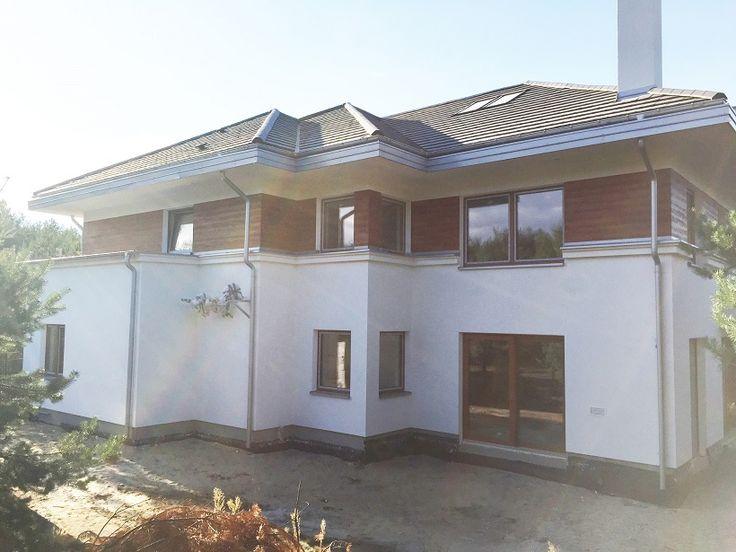 Projekt domu Rezydencja Leśna - fot 18