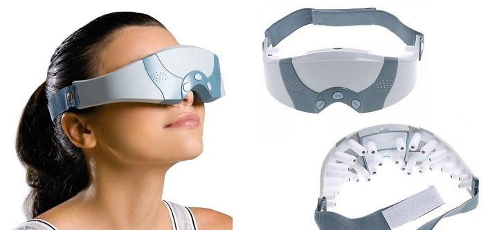 $15 for a Relaxing Eye Massager - Taxes Included ($49 Value)