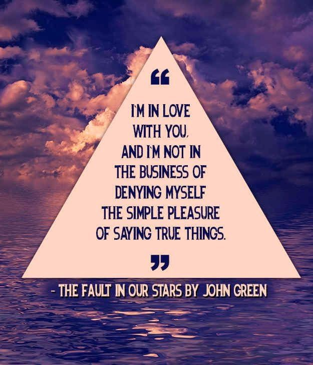 The girl who loved to write about life.: 5 Reasons You Should Absolutely Go See The Fault in Our Stars.