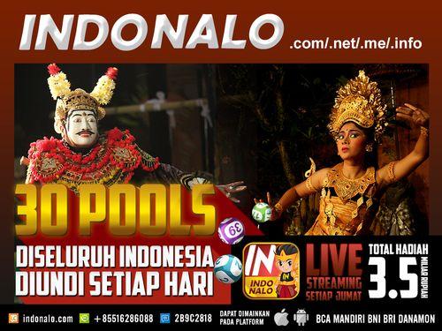 Togel Online Nalo : http://www.indonalo.net Agen Togel Online Indonesia Menghadirkan  Togel atau Pools 30 Kota Di Indonesia Pertama dan Satu-  Satunya di Indonesia DIUNDI SETIAP HARI http://goo.gl/qLSlS0  Main Live Streaming Setiap Hari Jumat,  Total Hadiah 3.5 Miliar Rupiah ( 1st @ Rp.1M , 2nd @  Rp.500Jt , 3rd @ Rp.250Jt ) http://goo.gl/qLSlS0  Semua Jadwal dan Hasil keluaran akan mengikuti Waktu  Indonesia Barat (WIB)  Diskon yang diberikan http://www.indonalo.net sangat berbeda dengan…