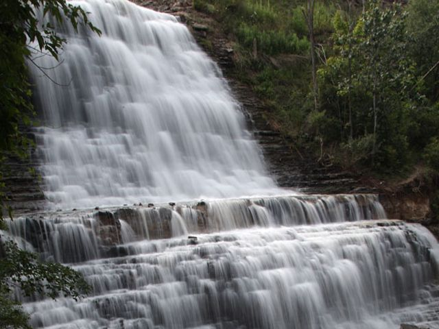 Explore The Hidden Waterfalls of Hamilton This Weekend
