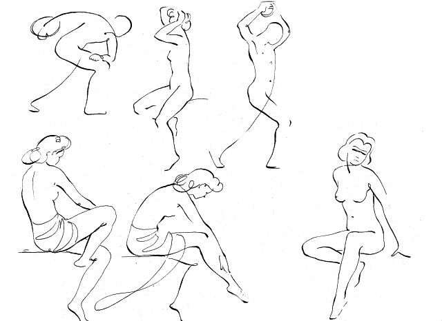 Line Drawing Female Body : Best character study brody bootcamp sniper images on