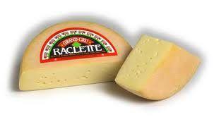 Raclette recipe ideas