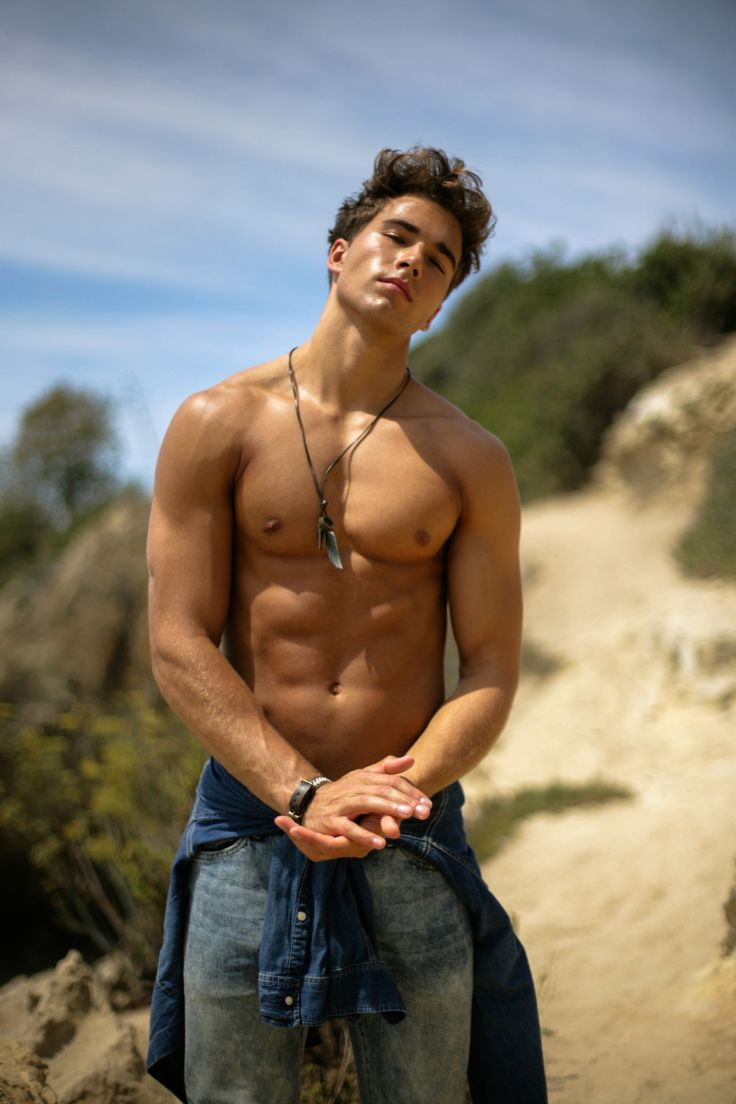 Nic Palladino photographed by Brandon Andre | Attractive