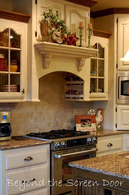 17 Best Images About Kitchen Mantle Ideas On Pinterest Black Granite Traditional And Stockings