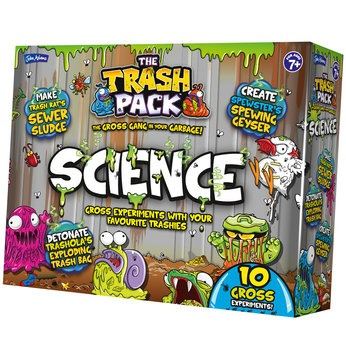 The Trash Pack Science - Charlie