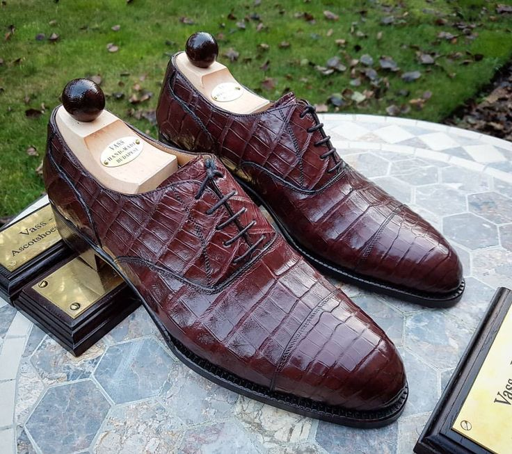 Ascot Shoes — We have a selection of uniquely made sample shoes...