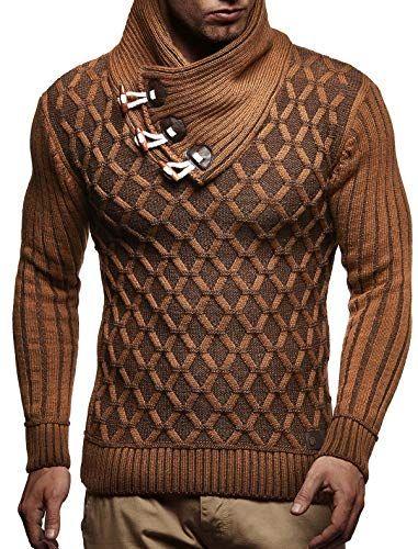 c12642ac21e4  Amazon  LEIFNELSON  Bekleidung  Herren  Jacken  Jacken Mäntel  Pullover