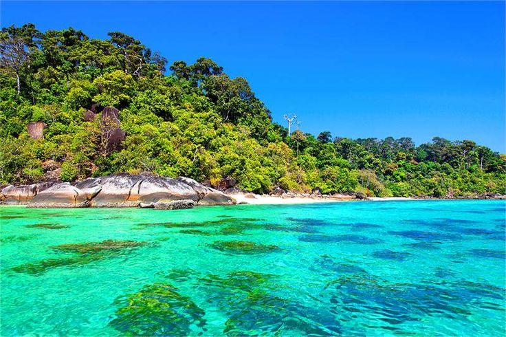 Es hora de un descanso, tenemos todo listo para llevarte de paseo a Koh Lanta! 😎☀️ #kohlanta #majatours #tailandia #isla #mar #paseo #vacaciones #tailandiaenespañol
