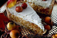 Nootachtige kaneelcake met pruimenvulling – #met #Nussiger # pruimenvulling #Zim…