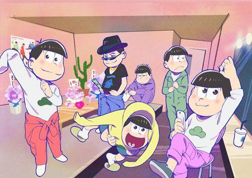 『おそ松さん』第22回おそま通信は、舞台版をピックアップ   アニメイトタイムズ