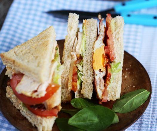 Club szendvics Recept képpel - Mindmegette.hu - Receptek