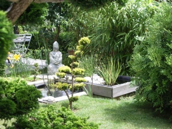 Les 25 meilleures id es de la cat gorie jardins japonais for Conception jardin japonais