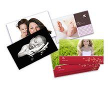 Hos smartphoto kan man beställa kort av olika sorter. Du kan beställa inbjudningskort, tackkort och placeringskort. Du kan även skapa julkort och påsk kort.