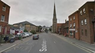 Man dies in Reading town centre incident